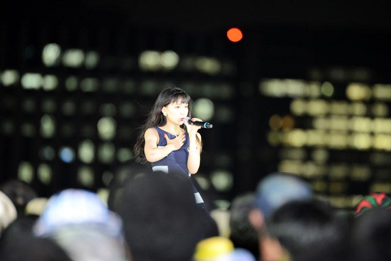 Images : 4番目の画像 - 「WHY@DOLL/東京は夜の7時20分! 見せて聴かせる実力派デュオが、TIF2018「SKY STAGE」をアーバン&メロウに染める」のアルバム - Stereo Sound ONLINE