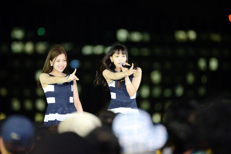 Images : 10番目の画像 - 「WHY@DOLL/東京は夜の7時20分! 見せて聴かせる実力派デュオが、TIF2018「SKY STAGE」をアーバン&メロウに染める」のアルバム - Stereo Sound ONLINE