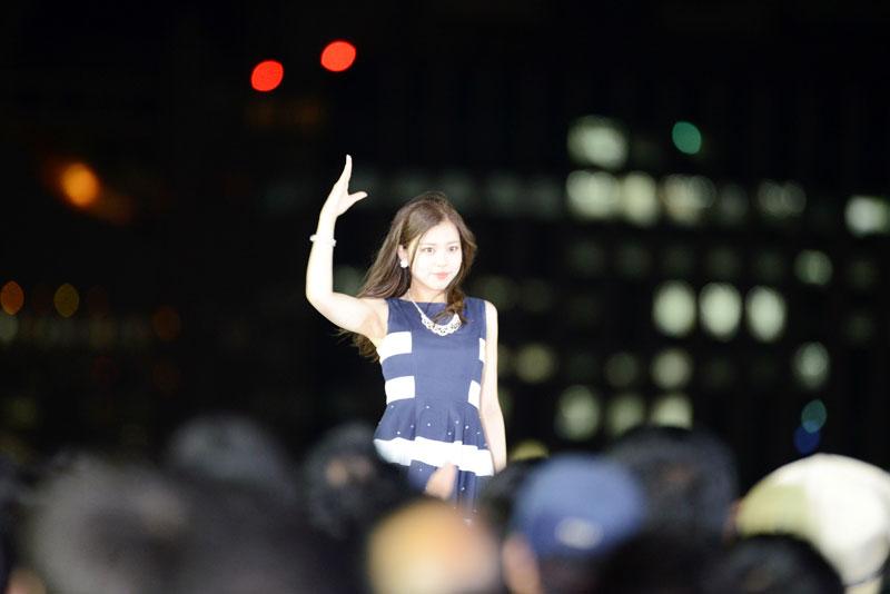 Images : 5番目の画像 - 「WHY@DOLL/東京は夜の7時20分! 見せて聴かせる実力派デュオが、TIF2018「SKY STAGE」をアーバン&メロウに染める」のアルバム - Stereo Sound ONLINE