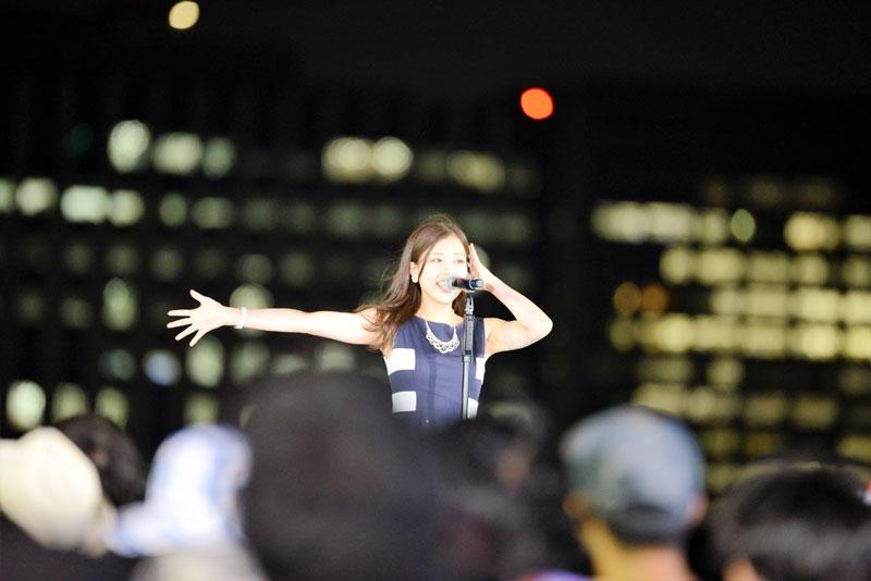 Images : 1番目の画像 - 「WHY@DOLL/東京は夜の7時20分! 見せて聴かせる実力派デュオが、TIF2018「SKY STAGE」をアーバン&メロウに染める」のアルバム - Stereo Sound ONLINE