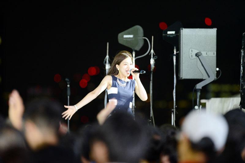 Images : 9番目の画像 - 「WHY@DOLL/東京は夜の7時20分! 見せて聴かせる実力派デュオが、TIF2018「SKY STAGE」をアーバン&メロウに染める」のアルバム - Stereo Sound ONLINE