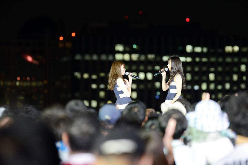Images : 7番目の画像 - 「WHY@DOLL/東京は夜の7時20分! 見せて聴かせる実力派デュオが、TIF2018「SKY STAGE」をアーバン&メロウに染める」のアルバム - Stereo Sound ONLINE