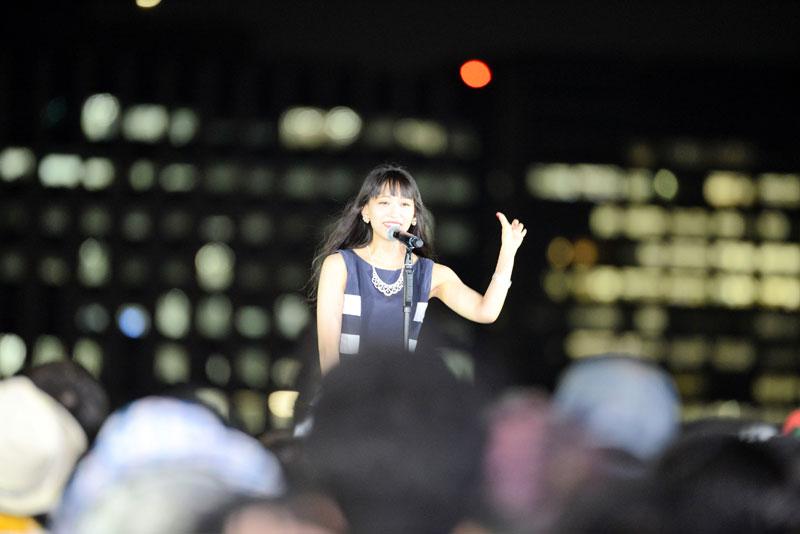 Images : 2番目の画像 - 「WHY@DOLL/東京は夜の7時20分! 見せて聴かせる実力派デュオが、TIF2018「SKY STAGE」をアーバン&メロウに染める」のアルバム - Stereo Sound ONLINE