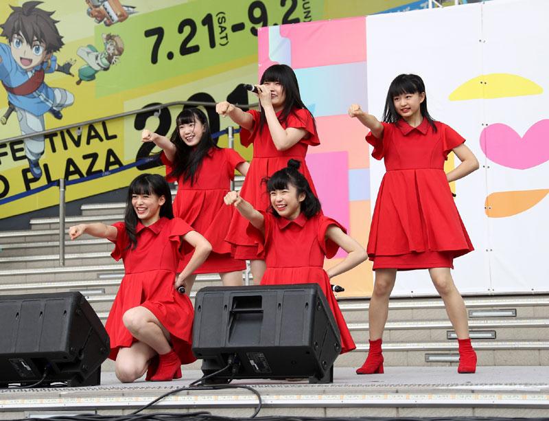 Images : 8番目の画像 - 「九州女子翼/TIF二日目はフェスティバルステージからスタート! 太陽に負けない熱い熱いフレアを放出し、ステージを盛り上げた」のアルバム - Stereo Sound ONLINE