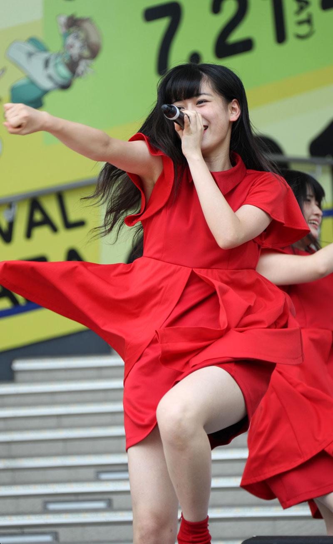 Images : 7番目の画像 - 「九州女子翼/TIF二日目はフェスティバルステージからスタート! 太陽に負けない熱い熱いフレアを放出し、ステージを盛り上げた」のアルバム - Stereo Sound ONLINE