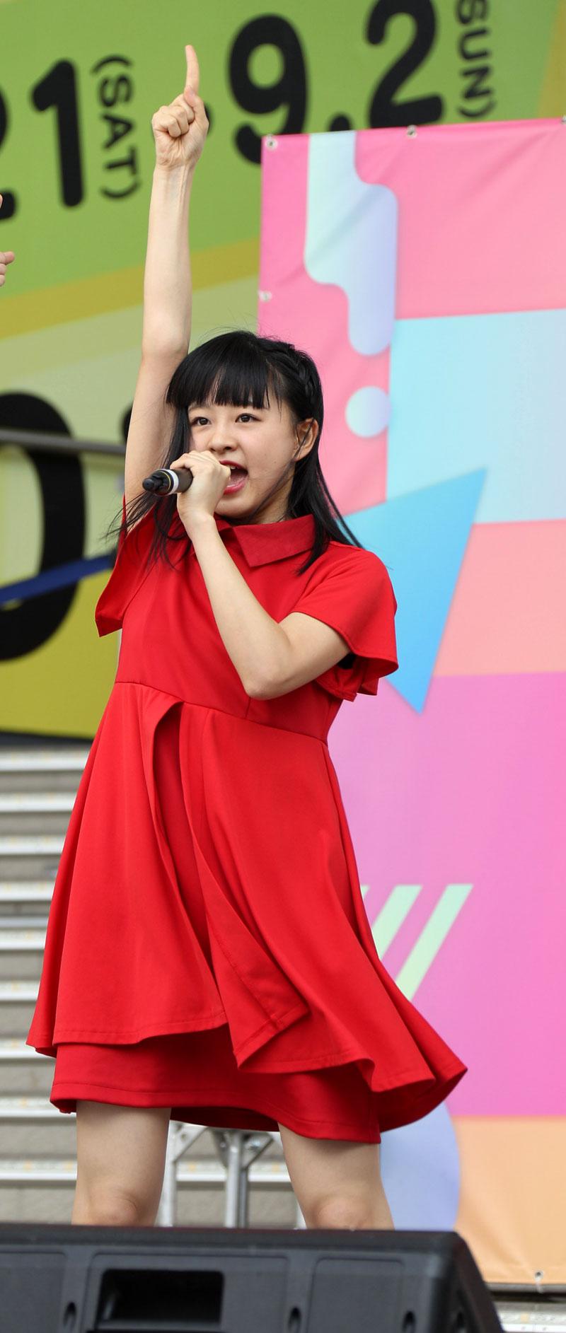 Images : 9番目の画像 - 「九州女子翼/TIF二日目はフェスティバルステージからスタート! 太陽に負けない熱い熱いフレアを放出し、ステージを盛り上げた」のアルバム - Stereo Sound ONLINE