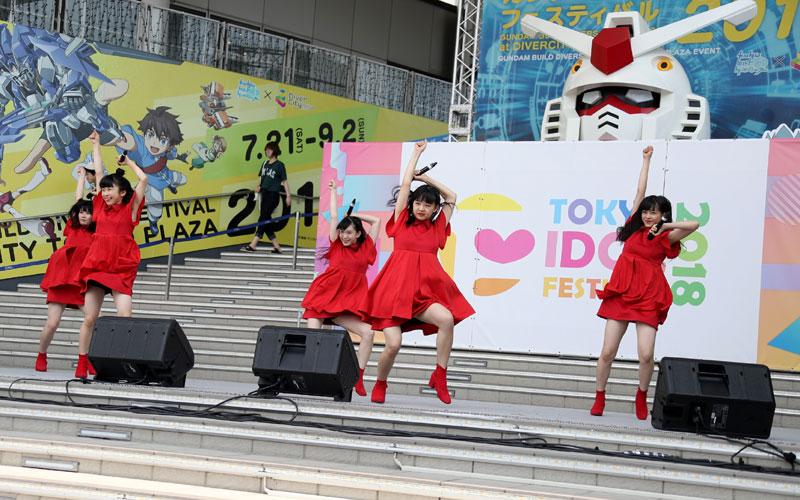 Images : 6番目の画像 - 「九州女子翼/TIF二日目はフェスティバルステージからスタート! 太陽に負けない熱い熱いフレアを放出し、ステージを盛り上げた」のアルバム - Stereo Sound ONLINE