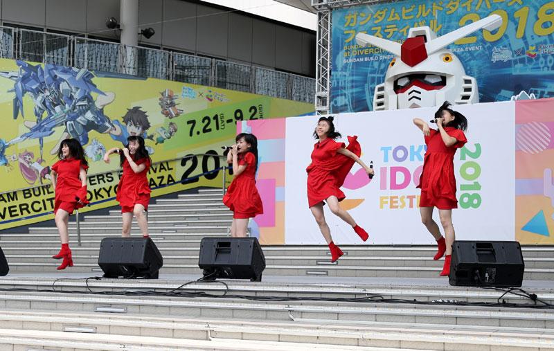 Images : 14番目の画像 - 「九州女子翼/TIF二日目はフェスティバルステージからスタート! 太陽に負けない熱い熱いフレアを放出し、ステージを盛り上げた」のアルバム - Stereo Sound ONLINE