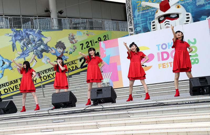 Images : 15番目の画像 - 「九州女子翼/TIF二日目はフェスティバルステージからスタート! 太陽に負けない熱い熱いフレアを放出し、ステージを盛り上げた」のアルバム - Stereo Sound ONLINE