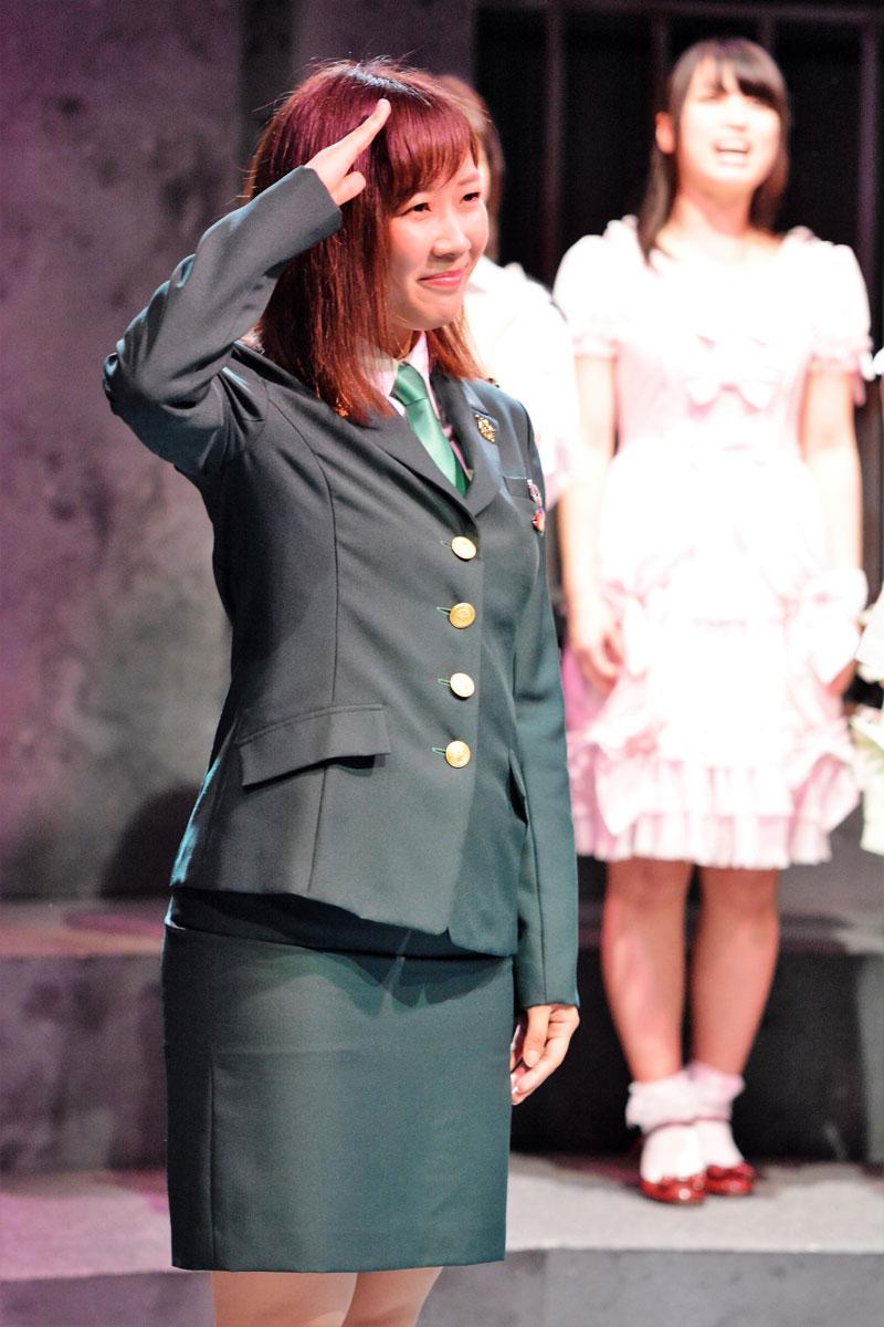 "Images : 7番目の画像 - 「長橋有沙/「アリスインデッドリースクール 楽園」で自衛官役を好演。""安心感を与える大人の女性を念頭に演じています""」のアルバム - Stereo Sound ONLINE"