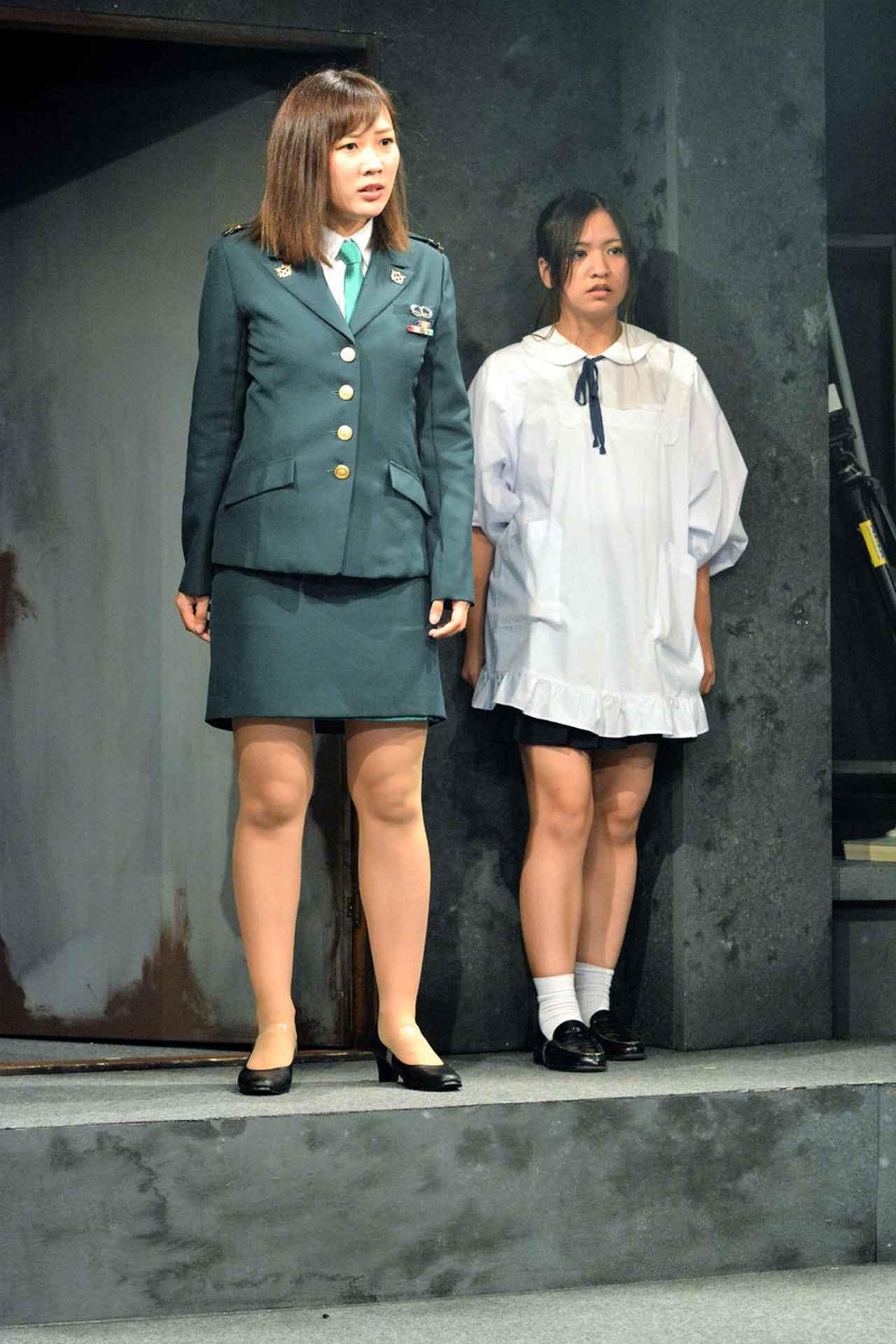 "Images : 5番目の画像 - 「長橋有沙/「アリスインデッドリースクール 楽園」で自衛官役を好演。""安心感を与える大人の女性を念頭に演じています""」のアルバム - Stereo Sound ONLINE"