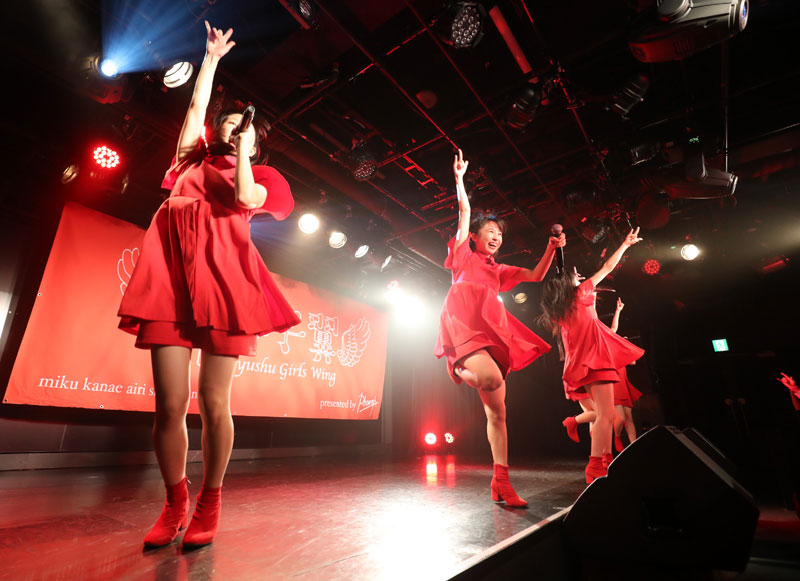 Images : 25番目の画像 - 「九州女子翼/TIF初出場を含め、今回の東京遠征で一回り大きくなった姿をアキカルの定期で披露」のアルバム - Stereo Sound ONLINE