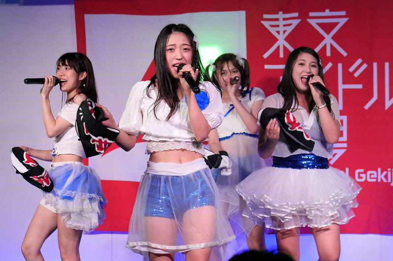 Images : 8番目の画像 - 「G-COMPLEx/大成功ワンマンの翌日、東京アイドル劇場に出演。現場が狂熱のダンスフロアと化す!」のアルバム - Stereo Sound ONLINE