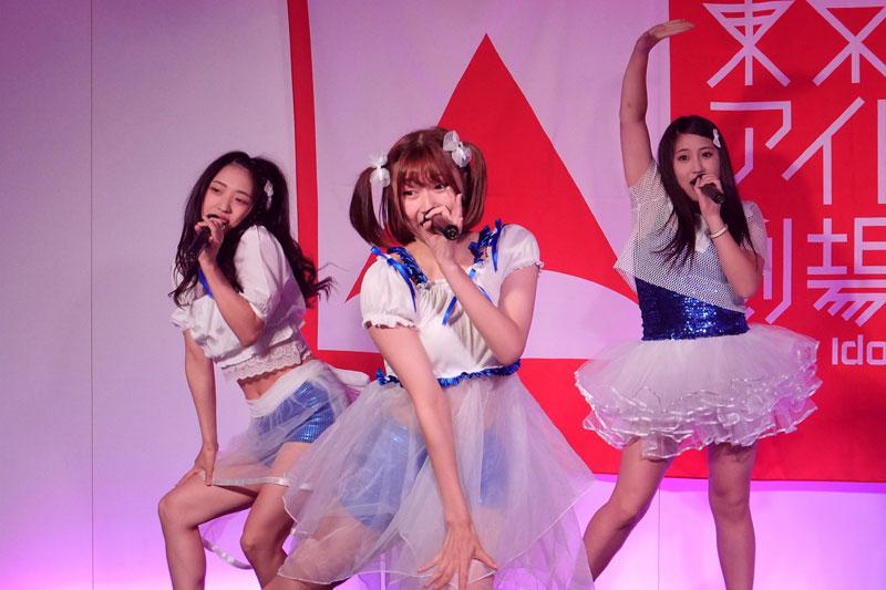 Images : 2番目の画像 - 「G-COMPLEx/大成功ワンマンの翌日、東京アイドル劇場に出演。現場が狂熱のダンスフロアと化す!」のアルバム - Stereo Sound ONLINE