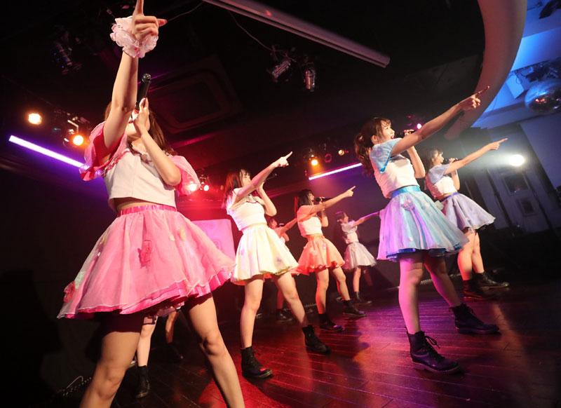 Images : 16番目の画像 - 「dela/ミスマガジングランプリ受賞者・沢口愛華を含む名古屋の人気アイドル・グループが、定例東京公演を開催。切れ味鋭いダンス、多彩な楽曲でファンを魅了」のアルバム - Stereo Sound ONLINE