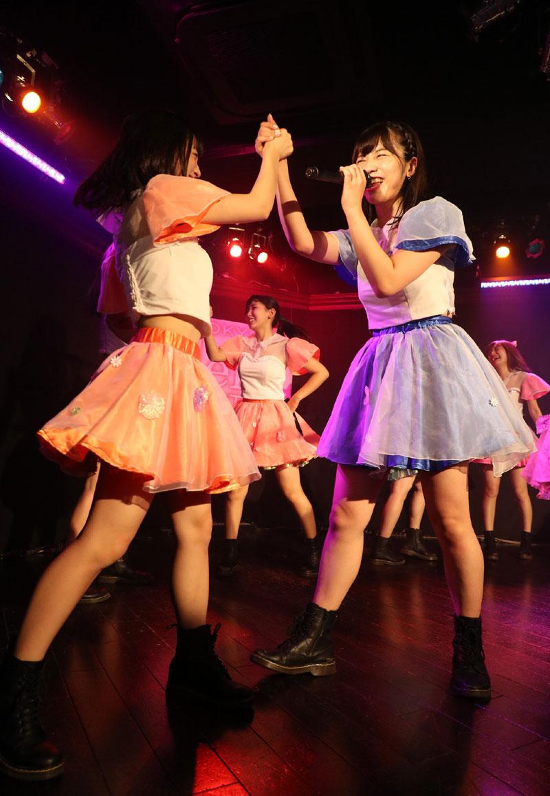 Images : 18番目の画像 - 「dela/ミスマガジングランプリ受賞者・沢口愛華を含む名古屋の人気アイドル・グループが、定例東京公演を開催。切れ味鋭いダンス、多彩な楽曲でファンを魅了」のアルバム - Stereo Sound ONLINE
