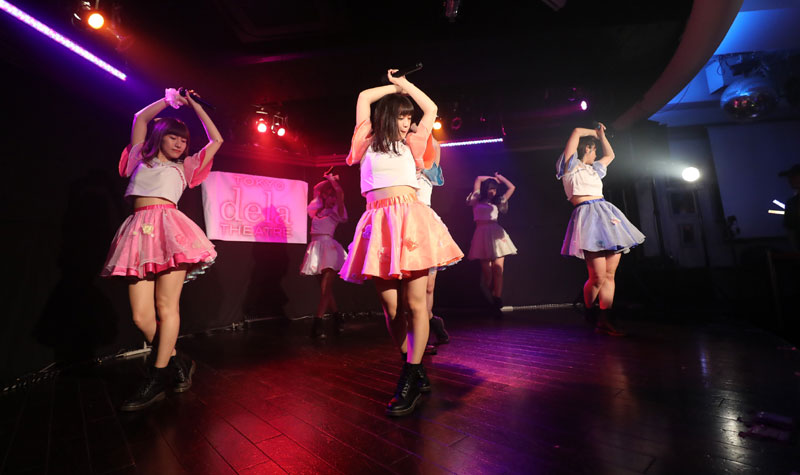 Images : 21番目の画像 - 「dela/ミスマガジングランプリ受賞者・沢口愛華を含む名古屋の人気アイドル・グループが、定例東京公演を開催。切れ味鋭いダンス、多彩な楽曲でファンを魅了」のアルバム - Stereo Sound ONLINE