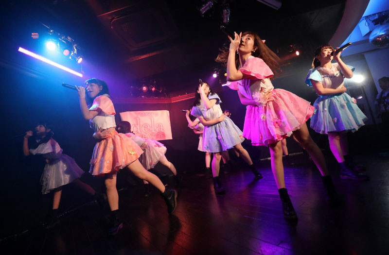 Images : 8番目の画像 - 「dela/ミスマガジングランプリ受賞者・沢口愛華を含む名古屋の人気アイドル・グループが、定例東京公演を開催。切れ味鋭いダンス、多彩な楽曲でファンを魅了」のアルバム - Stereo Sound ONLINE