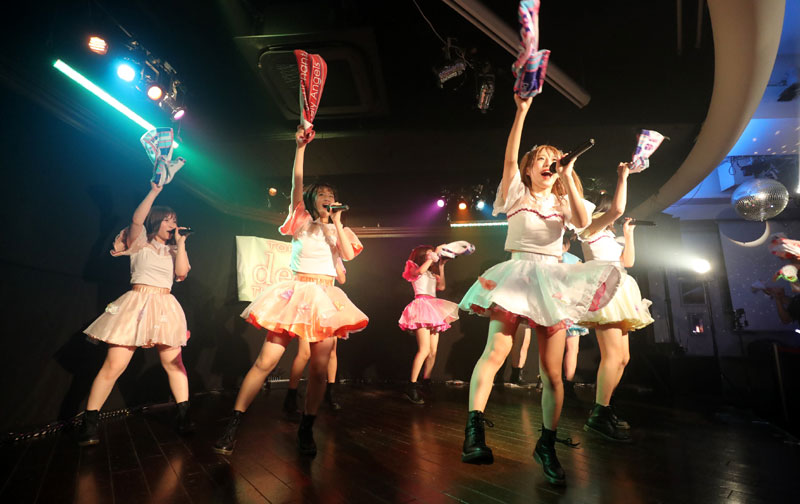 Images : 31番目の画像 - 「dela/ミスマガジングランプリ受賞者・沢口愛華を含む名古屋の人気アイドル・グループが、定例東京公演を開催。切れ味鋭いダンス、多彩な楽曲でファンを魅了」のアルバム - Stereo Sound ONLINE