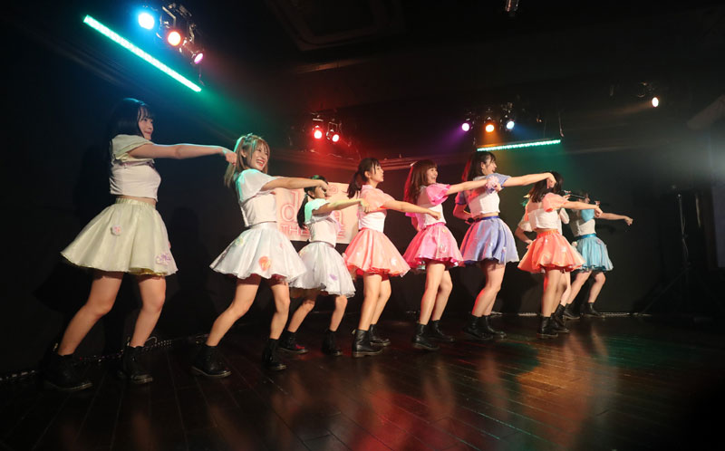 Images : 25番目の画像 - 「dela/ミスマガジングランプリ受賞者・沢口愛華を含む名古屋の人気アイドル・グループが、定例東京公演を開催。切れ味鋭いダンス、多彩な楽曲でファンを魅了」のアルバム - Stereo Sound ONLINE