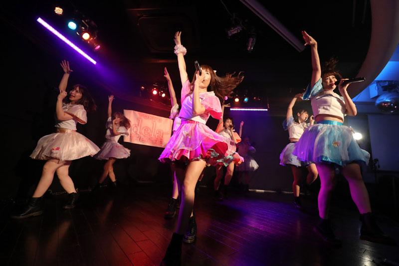 Images : 14番目の画像 - 「dela/ミスマガジングランプリ受賞者・沢口愛華を含む名古屋の人気アイドル・グループが、定例東京公演を開催。切れ味鋭いダンス、多彩な楽曲でファンを魅了」のアルバム - Stereo Sound ONLINE