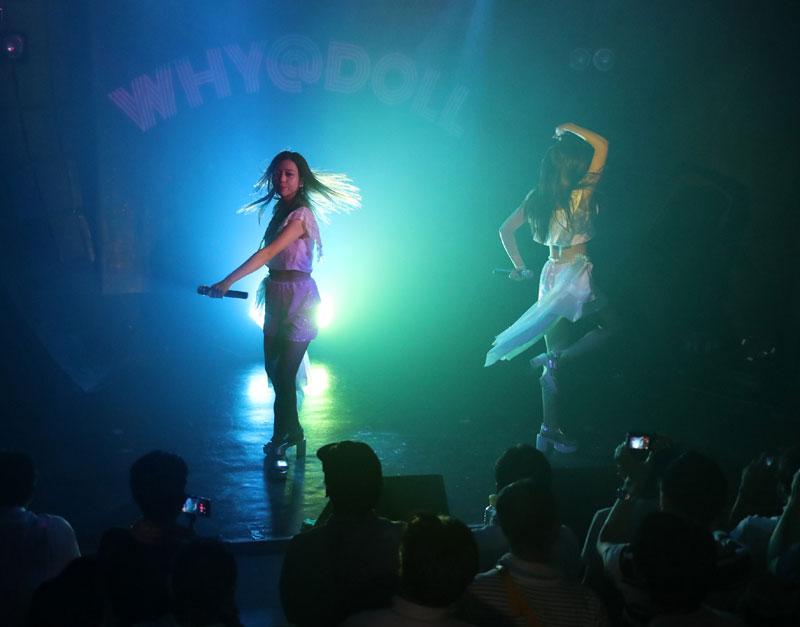 Images : 12番目の画像 - 「WHY@DOLL/7周年記念ライブを盛大に開催! これまでの歩みを振り返る画像コーナーや、初の企画となるシングル曲メドレー(約20分)も」のアルバム - Stereo Sound ONLINE