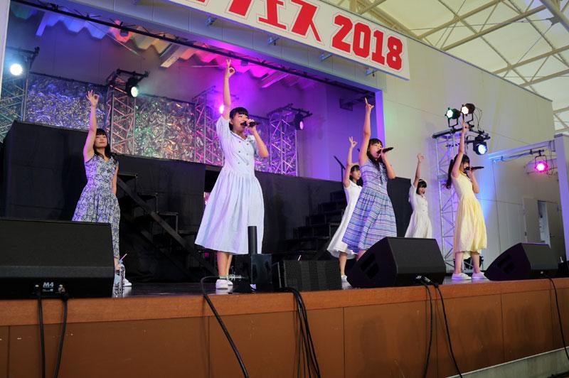 Images : 11番目の画像 - 「ハコイリ・ムスメ/ノタFES2018に推参! 各種夏フェスで鍛え上げた見事な美声とダンスパフォーマンスで大盛り上がりのステージを構築」のアルバム - Stereo Sound ONLINE
