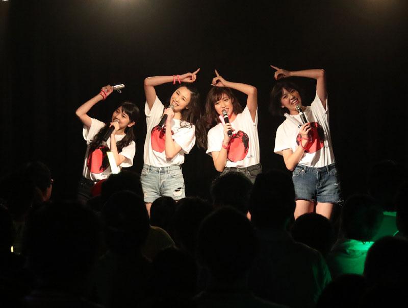 Images : 4番目の画像 - 「りんご娘/青森県を拠点に活動する要注目グループが、初の東京ワンマンを盛大に開催。ハイレベルな楽曲と笑顔満載のパフォーマンスで、超満員のオーディエンスを魅了」のアルバム - Stereo Sound ONLINE