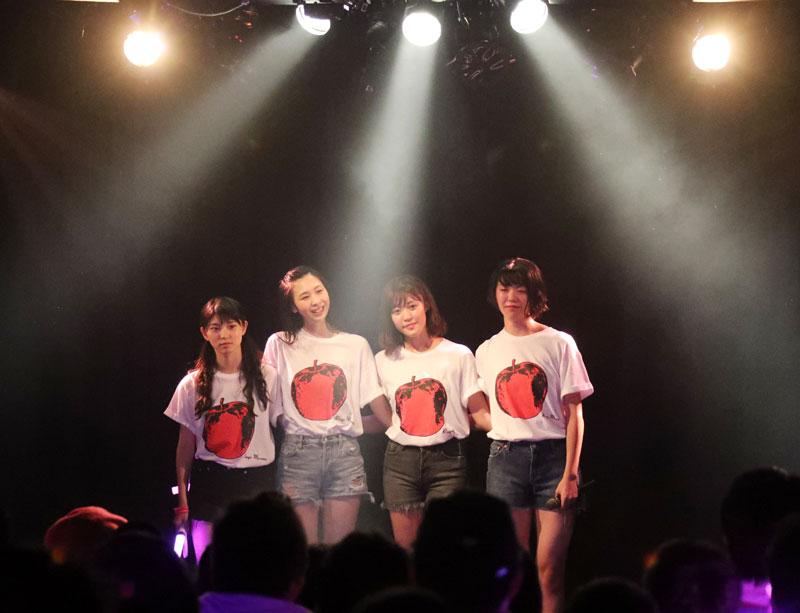 Images : 27番目の画像 - 「りんご娘/青森県を拠点に活動する要注目グループが、初の東京ワンマンを盛大に開催。ハイレベルな楽曲と笑顔満載のパフォーマンスで、超満員のオーディエンスを魅了」のアルバム - Stereo Sound ONLINE