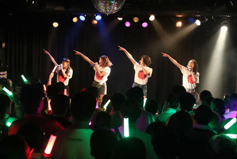 Images : 54番目の画像 - 「りんご娘/青森県を拠点に活動する要注目グループが、初の東京ワンマンを盛大に開催。ハイレベルな楽曲と笑顔満載のパフォーマンスで、超満員のオーディエンスを魅了」のアルバム - Stereo Sound ONLINE