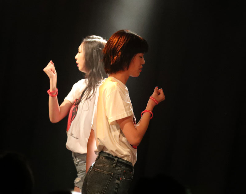 Images : 8番目の画像 - 「りんご娘/青森県を拠点に活動する要注目グループが、初の東京ワンマンを盛大に開催。ハイレベルな楽曲と笑顔満載のパフォーマンスで、超満員のオーディエンスを魅了」のアルバム - Stereo Sound ONLINE