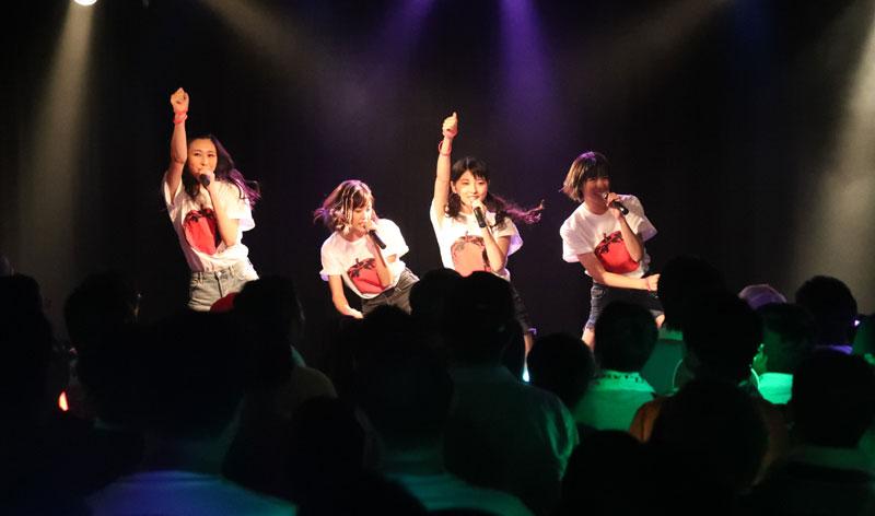 Images : 53番目の画像 - 「りんご娘/青森県を拠点に活動する要注目グループが、初の東京ワンマンを盛大に開催。ハイレベルな楽曲と笑顔満載のパフォーマンスで、超満員のオーディエンスを魅了」のアルバム - Stereo Sound ONLINE