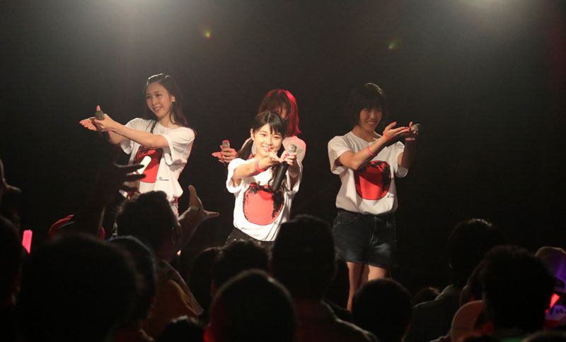 Images : 16番目の画像 - 「りんご娘/青森県を拠点に活動する要注目グループが、初の東京ワンマンを盛大に開催。ハイレベルな楽曲と笑顔満載のパフォーマンスで、超満員のオーディエンスを魅了」のアルバム - Stereo Sound ONLINE