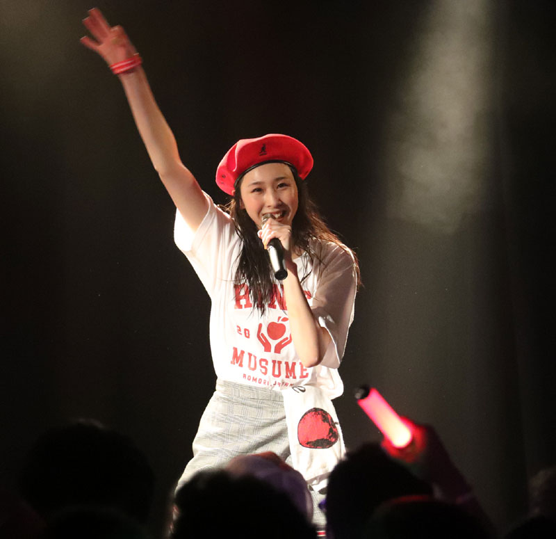 Images : 38番目の画像 - 「りんご娘/青森県を拠点に活動する要注目グループが、初の東京ワンマンを盛大に開催。ハイレベルな楽曲と笑顔満載のパフォーマンスで、超満員のオーディエンスを魅了」のアルバム - Stereo Sound ONLINE