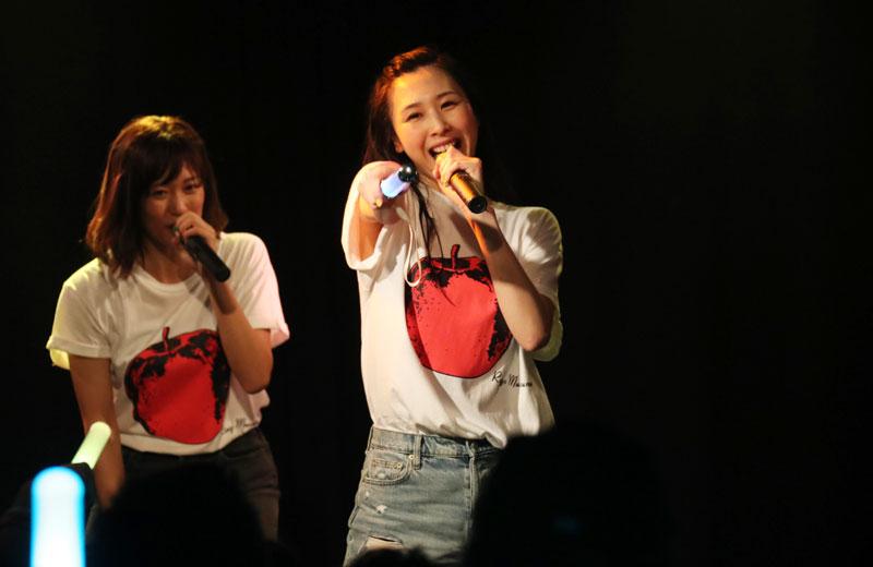 Images : 31番目の画像 - 「りんご娘/青森県を拠点に活動する要注目グループが、初の東京ワンマンを盛大に開催。ハイレベルな楽曲と笑顔満載のパフォーマンスで、超満員のオーディエンスを魅了」のアルバム - Stereo Sound ONLINE
