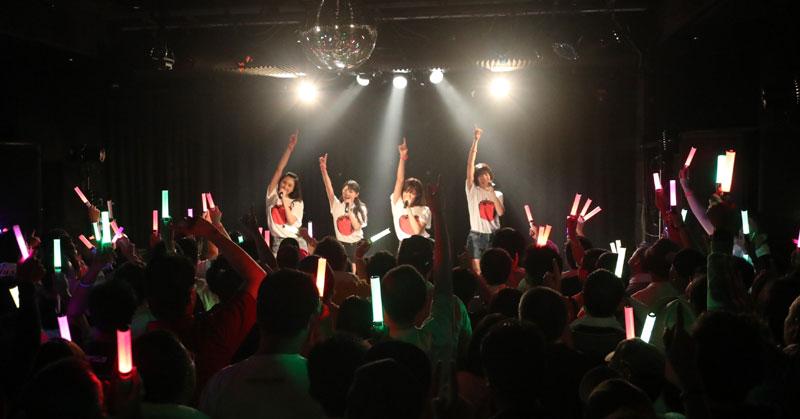 Images : 19番目の画像 - 「りんご娘/青森県を拠点に活動する要注目グループが、初の東京ワンマンを盛大に開催。ハイレベルな楽曲と笑顔満載のパフォーマンスで、超満員のオーディエンスを魅了」のアルバム - Stereo Sound ONLINE
