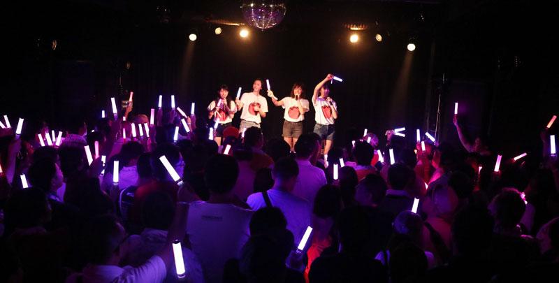 Images : 26番目の画像 - 「りんご娘/青森県を拠点に活動する要注目グループが、初の東京ワンマンを盛大に開催。ハイレベルな楽曲と笑顔満載のパフォーマンスで、超満員のオーディエンスを魅了」のアルバム - Stereo Sound ONLINE