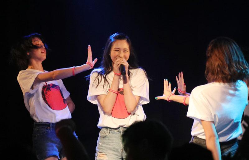 Images : 56番目の画像 - 「りんご娘/青森県を拠点に活動する要注目グループが、初の東京ワンマンを盛大に開催。ハイレベルな楽曲と笑顔満載のパフォーマンスで、超満員のオーディエンスを魅了」のアルバム - Stereo Sound ONLINE
