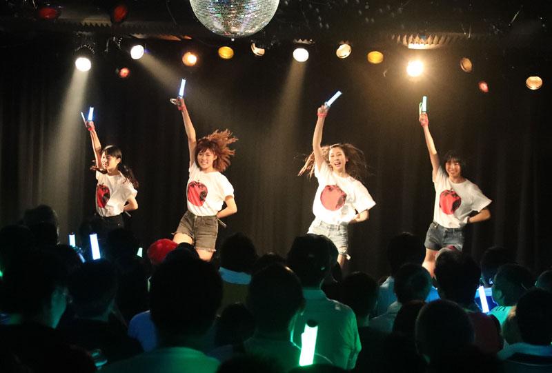 Images : 33番目の画像 - 「りんご娘/青森県を拠点に活動する要注目グループが、初の東京ワンマンを盛大に開催。ハイレベルな楽曲と笑顔満載のパフォーマンスで、超満員のオーディエンスを魅了」のアルバム - Stereo Sound ONLINE