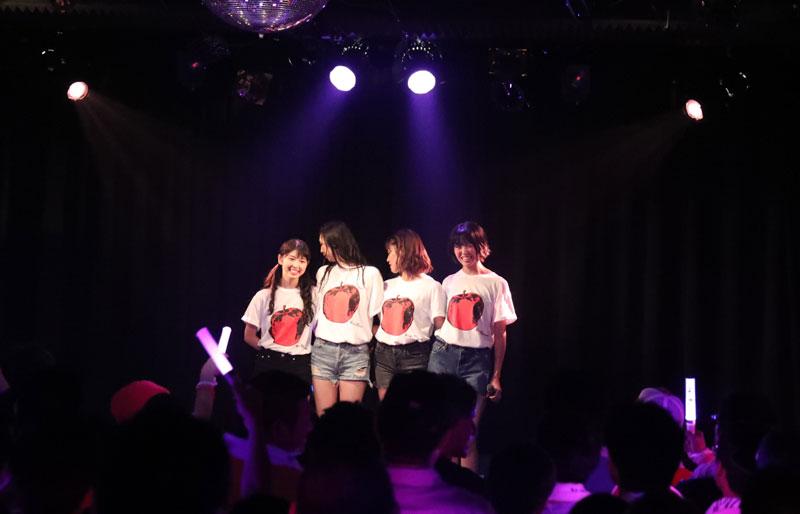 Images : 30番目の画像 - 「りんご娘/青森県を拠点に活動する要注目グループが、初の東京ワンマンを盛大に開催。ハイレベルな楽曲と笑顔満載のパフォーマンスで、超満員のオーディエンスを魅了」のアルバム - Stereo Sound ONLINE
