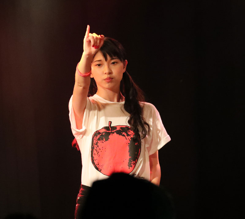 Images : 10番目の画像 - 「りんご娘/青森県を拠点に活動する要注目グループが、初の東京ワンマンを盛大に開催。ハイレベルな楽曲と笑顔満載のパフォーマンスで、超満員のオーディエンスを魅了」のアルバム - Stereo Sound ONLINE