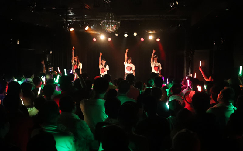 Images : 11番目の画像 - 「りんご娘/青森県を拠点に活動する要注目グループが、初の東京ワンマンを盛大に開催。ハイレベルな楽曲と笑顔満載のパフォーマンスで、超満員のオーディエンスを魅了」のアルバム - Stereo Sound ONLINE