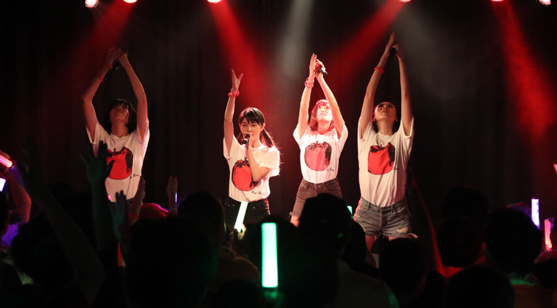 Images : 17番目の画像 - 「りんご娘/青森県を拠点に活動する要注目グループが、初の東京ワンマンを盛大に開催。ハイレベルな楽曲と笑顔満載のパフォーマンスで、超満員のオーディエンスを魅了」のアルバム - Stereo Sound ONLINE