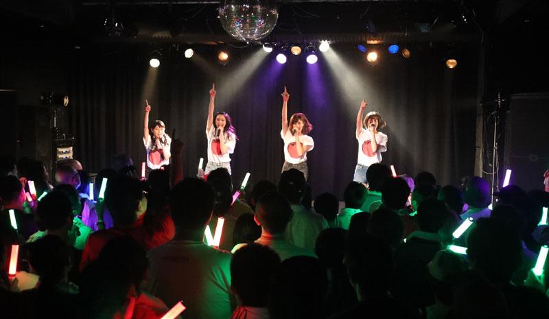Images : 57番目の画像 - 「りんご娘/青森県を拠点に活動する要注目グループが、初の東京ワンマンを盛大に開催。ハイレベルな楽曲と笑顔満載のパフォーマンスで、超満員のオーディエンスを魅了」のアルバム - Stereo Sound ONLINE