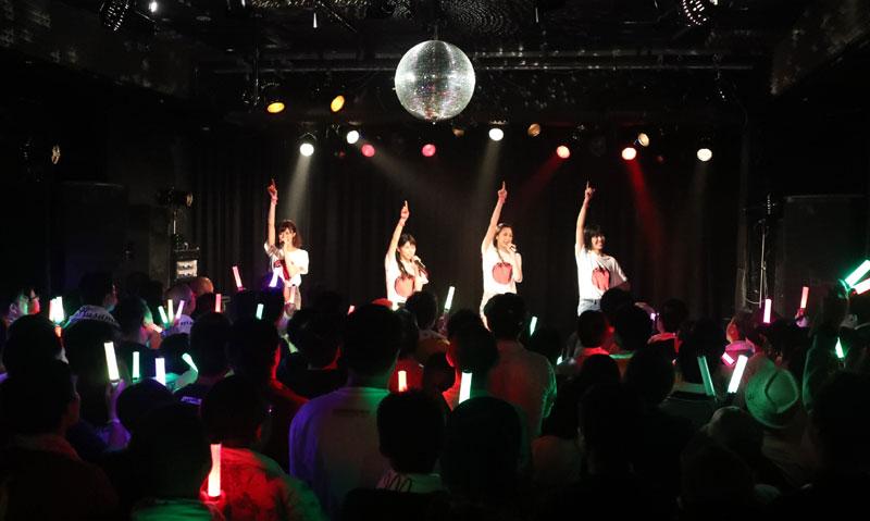 Images : 15番目の画像 - 「りんご娘/青森県を拠点に活動する要注目グループが、初の東京ワンマンを盛大に開催。ハイレベルな楽曲と笑顔満載のパフォーマンスで、超満員のオーディエンスを魅了」のアルバム - Stereo Sound ONLINE