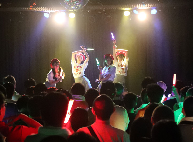 Images : 44番目の画像 - 「りんご娘/青森県を拠点に活動する要注目グループが、初の東京ワンマンを盛大に開催。ハイレベルな楽曲と笑顔満載のパフォーマンスで、超満員のオーディエンスを魅了」のアルバム - Stereo Sound ONLINE
