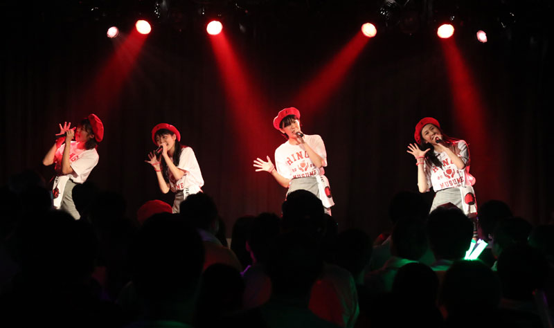Images : 37番目の画像 - 「りんご娘/青森県を拠点に活動する要注目グループが、初の東京ワンマンを盛大に開催。ハイレベルな楽曲と笑顔満載のパフォーマンスで、超満員のオーディエンスを魅了」のアルバム - Stereo Sound ONLINE
