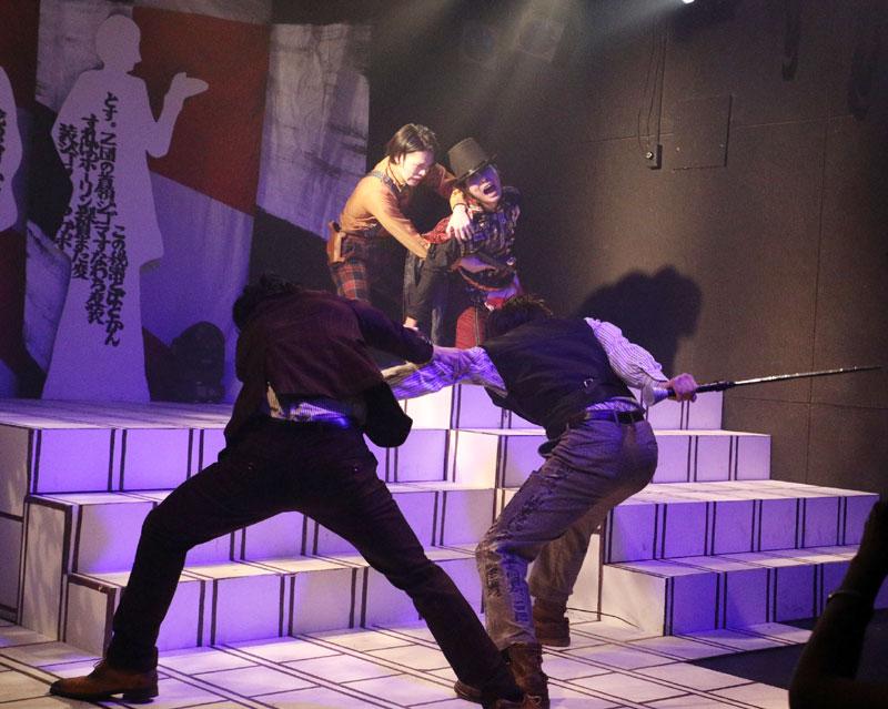 Images : 29番目の画像 - 「松多壱岱の最新舞台「帝都探偵奇譚ジゴマ」、本日より浪漫と剣劇とミステリーを満載して上演開始! 澤田真里愛の歌声に酔いしれたい!」のアルバム - Stereo Sound ONLINE