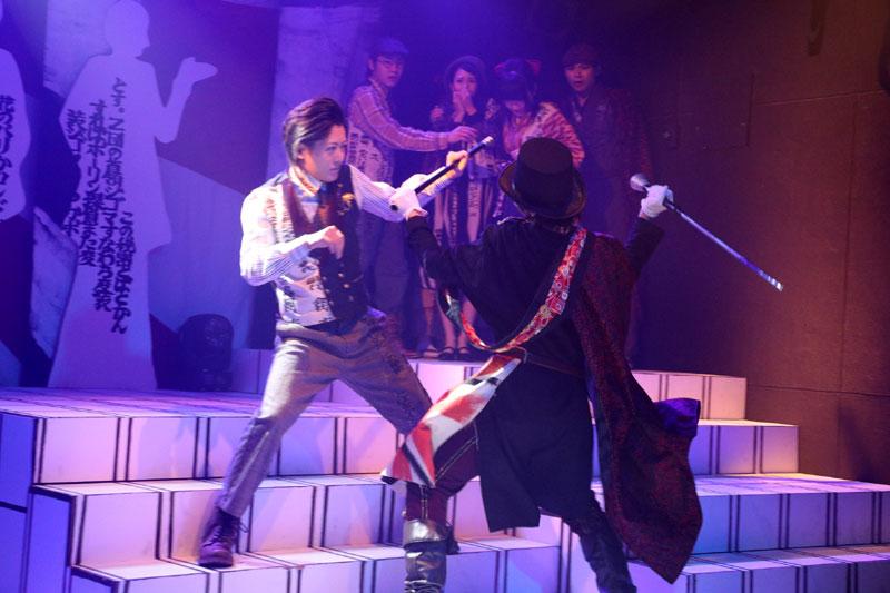 Images : 27番目の画像 - 「松多壱岱の最新舞台「帝都探偵奇譚ジゴマ」、本日より浪漫と剣劇とミステリーを満載して上演開始! 澤田真里愛の歌声に酔いしれたい!」のアルバム - Stereo Sound ONLINE