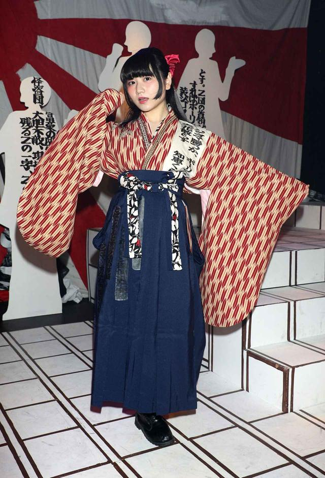 画像3: 花岡芽佳、黒木美紗子/舞台「帝都探偵奇譚ジゴマ」で逞しく生きる大正ガールを熱演!